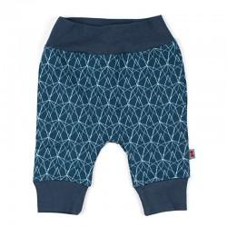 Pantalon bi-matières