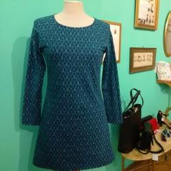 Journée Challenge Couture : Robe raglan (manches longues)