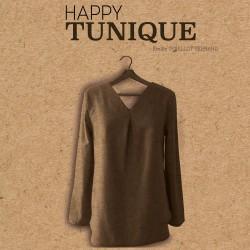 Journée Challenge Couture : Tunique (manches longues)