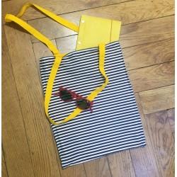 Apéro : 1er pas en couture - Tote Bag réversible