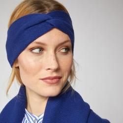 LANIUS bandeau royal blue