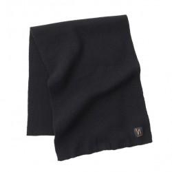 NUDIE JEANS liamsson-scarf-black
