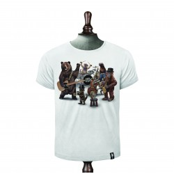 The Wild Bunch T-shirt - Vintage White