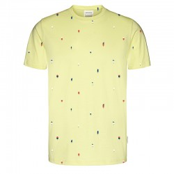 T-SHIRT JAAMES GLACE LIMELIGHT YELLOW