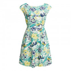 ROBE HELENE TROPICAL