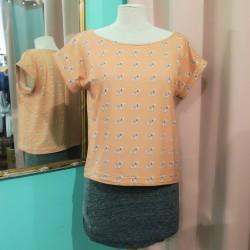 Tea Time Couture : Mon 1er Tee-shirt