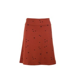 SKIRT LONG TRIANGLE FOXES