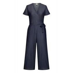 YE TO THE MOMENT JUMPSUIT DENIM