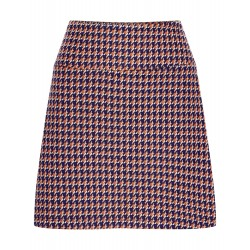 STAGE TIME SKIRT NAVY XS