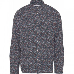 AOP FLOWER SHIRT 1001 TOTAL ECLIPSE