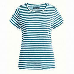 CATH T-SHIRT STRIPE ROYALE BAY BLUE