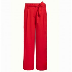 AVA PANTS UNI  CHILI RED
