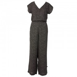 JUMPSUIT APRIL DOTIES CREPE