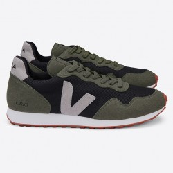 SDU-REC B-MESH BLACK OXFORD-GREY OLIVE