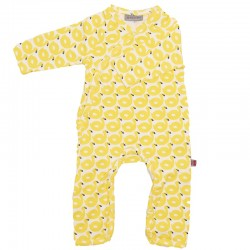 JUMPSUIT WITH FEET DUCKS