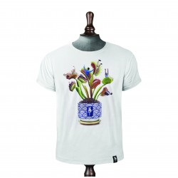 PLANT FOOD T-SHIRT VINTAGE WHITE