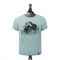 CONCERTO CAT T-SHIRT HIGHRISE GREY