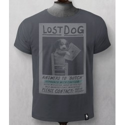 LOST DOG CHARCOAL