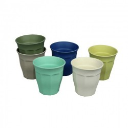 CUP SET DE 6 MEDIUM BREEZE