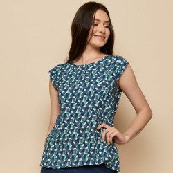 BLUSE ALMAZ GREEN CANDY