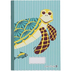 NOTEBOOKS TORTUE A5