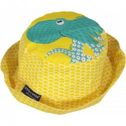 CHAPEAU POULPE YELLOW