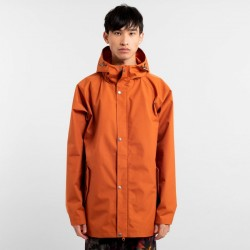 DEDICATED JACKET HODDEVIK ORANGE