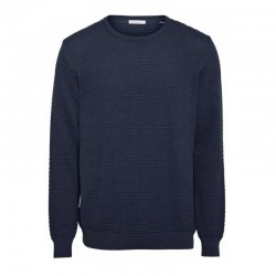 FIELD O-NECK KNIT TOTAL ECLIPSE