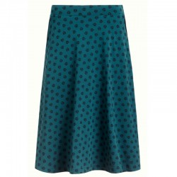 SOFIA SKIRT MIDI YORK POND BLUE