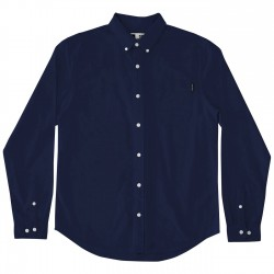 DEDICATED SHIRT VARBERG OXFORD NAVY