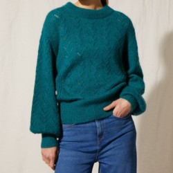 EKYOG PULL CALIA DARK GREEN