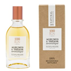 100 BON AGRUMES ET TRESOR AROMA EDP 50 ML