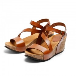 GRAND STEP SHOES Sandales JILL WHISKY