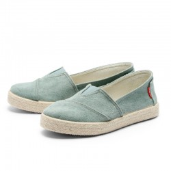 GRAND STEP SHOES TIM SEAGREEN-WASHED