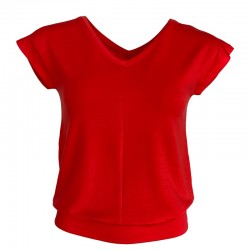 FROY & DIND SHIRT JACQUELINE HIBISCUS