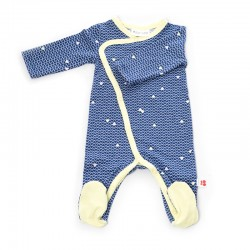 FROY & DIND JUMPSUIT WITH FEET HELSINKI