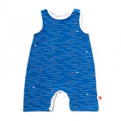 FROY & DIND COMBISHORT WITHOUT SLEEVES OCEAN