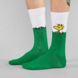 DEDICATED SOCKS SIGTUNA WOODSTOCK GREEN