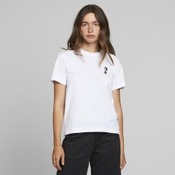 DEDICATED T-SHIRT MYSEN LUCY WHITE