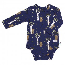 BODY LONG SLEEVES FOREST