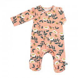 JUMPSUIT WITH FEET WINTER