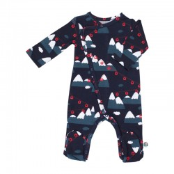JUMPSUIT WITH FEET ALPS