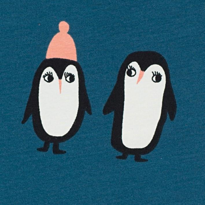 Bleu - Pingouins