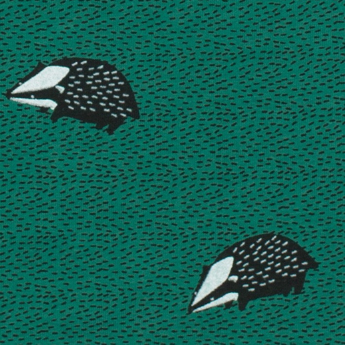 Vert - blaireaux
